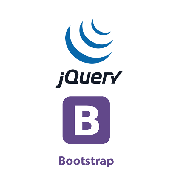 jQuery, Bootstrap